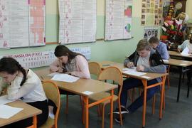 Galeria Próbny egzamin ósmoklasisty z matematyki