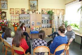 Galeria Projekt edukacyjno - czytelniczy w klasie VIII (część II)