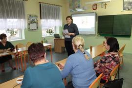 Galeria Szkolenie Rady Pedagogicznej w dniu 24 stycznia 2019 roku