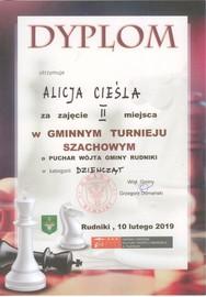 Galeria II semestr roku szkolnego 2018/2019