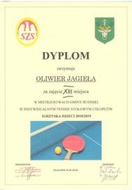 Galeria Mistrzostwa Gminy Rudniki w Tenisie Stołowym 20.02.2019 r.