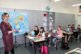 Galeria Lekcja geografii 14.03.2019 r.