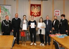 """Galeria Młodzież Zapobiega Pożarom"""" 20.03.2019 r."""