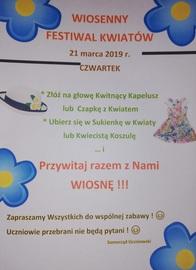 Galeria Powitanie Wiosny 2019