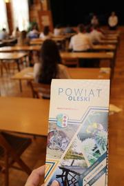 Galeria Konkurs Wiedzy o Powiecie Oleskim - 1/2 finału (22.03.2019 r.)
