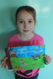 """Galeria Konkurs Plastyczny """"Zwierzęta naszych pół i lasów"""""""