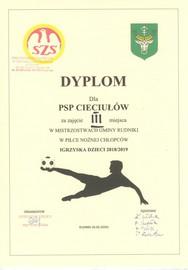 Galeria Piłka nożna na Orliku w Rudnikach 26.03.2019 r.