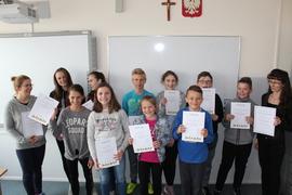Galeria Międzyszkolny Konkurs Matematyczny w Praszce