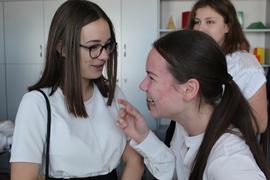 Galeria Egzamin ósmoklasisty z języka angielskiego (17.04.2019 r.)
