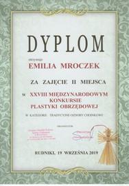 Galeria Wyniki XXVIII Międzynarodowego Konkursu Plastyki Obrzędowej w Rudnikach
