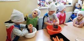 Galeria Ciasto z marchewką