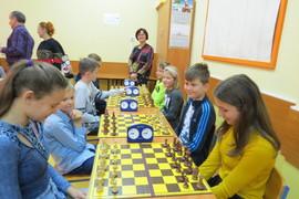 Galeria Mistrzostwa Powiatu Oleskiego w Szachach