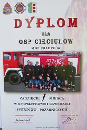 Galeria Zawody strażackie w Praszce