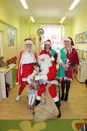 Galeria Wizyta św. Mikołaja