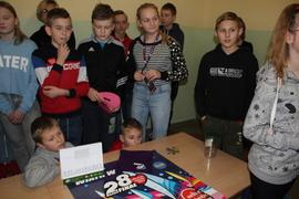 Galeria Szkolna licytacja na rzecz WOŚP - 10.01.2020 r.