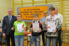 Galeria XII Mistrzostwa Województwa Opolskiego Wiejskich Szkół Podstawowych w Szachach pod patronatem Wójta Gminy Rudniki