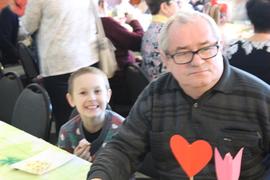 Galeria Wnuczęta z Babciami i Dziadkami