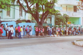 """Galeria """"Kuba- powrót do przeszłości"""""""