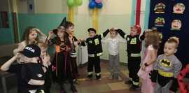 Galeria Bal karnawałowy w przedszkolu
