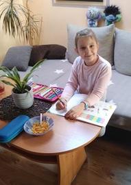 Galeria Zdalne nauczanie w przedszkolu - grupa starsza