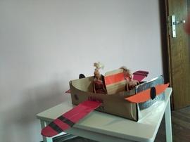 Galeria Prace uczniów klasy III