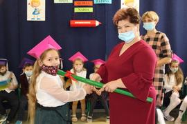 Galeria Pasowanie na Ucznia Szkoły 2020