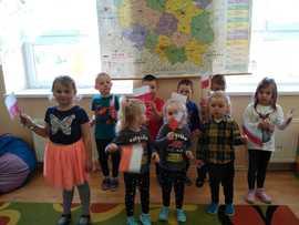 Galeria Zajęcia o symbolach narodowych w przedszkolu