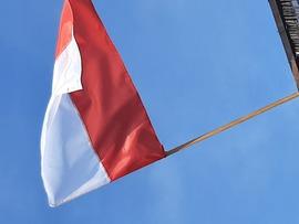 Galeria Flaga narodowa 2021