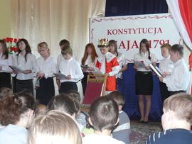 Galeria Akademia z okazji uchwalenia Konstytucji 3 Maja - 26.04.2012 roku