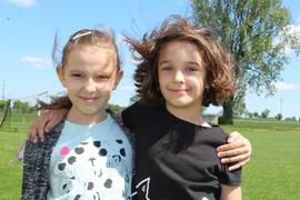 Galeria Portrety uczniów - Dzień Dziecka