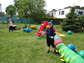 Galeria Dzień Dziecka w przedszkolu