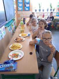 Galeria Dzień Dziecka z Wychowawcą - klasa !