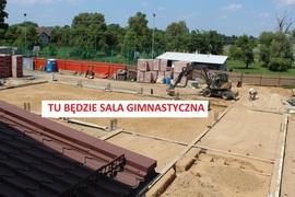 Galeria Poziom 0 sali gimnastycznej 17.06.2021 r.