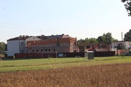 Galeria Mury sali gimnastycznej - 29-30.07.2021 r.