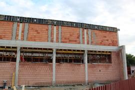 Galeria Prace nad konstrukcją dachu - 16-20.08.2021 r.