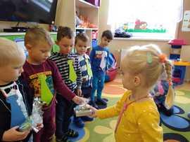 Galeria Dzień Chłopaka u maluszków