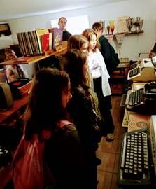 Galeria Centrum Tradycji Strażackiej i Historii Wsi w Rudnikach