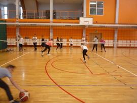 Galeria Zajęcia sportowe na hali w Rudnikach