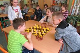 Galeria I Szkolny Turniej Szachowy