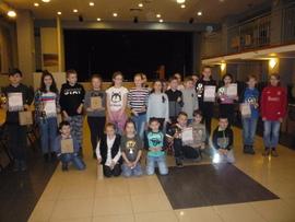 Galeria Mistrzostwa Szkół Podstawowych Gminy Rudniki w Szachach