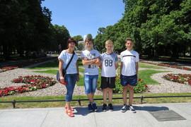 Galeria Wycieczka do Warszawy