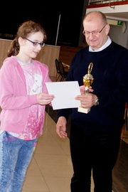 Galeria Gminny Turniej Szachowy o puchar Wójta Gminy Rudniki