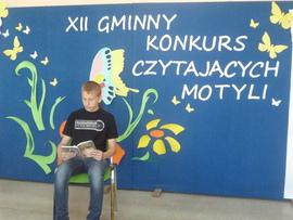 """Galeria Konkurs """"Czytające Motyle"""""""