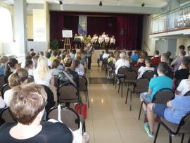 """Galeria Dni Funduszy Europejskich """"Kulturalny Piątek"""" w Rudnikach"""