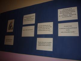 Galeria Nagrody dla uczniów za udział w Konkursach o Patronie Szkoły