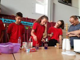 Galeria Międzyszkolny Pokaz Doświadczeń z Fizyki w Rudnikach