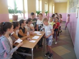 Galeria Wybory do Samorządu Uczniowskiego