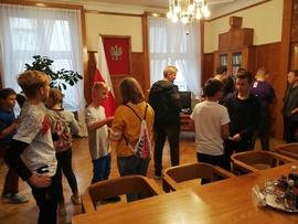 Galeria Wycieczka uczniów klas V - VIII do Warszawy