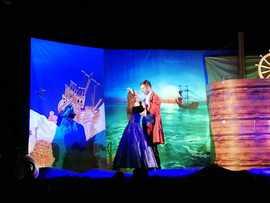 """Galeria """"O małej syrence w niejednej piosence"""" musical w wykonaniu Teatru Moich Marzeń"""