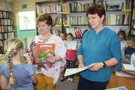 Galeria Pierwszoklasiści pasowani na czytelnika w dniu 31.05.2019 r.